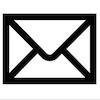 Envelope for mailing forms via USPS.