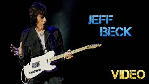 Vídeo Biografía de Jeff Beck