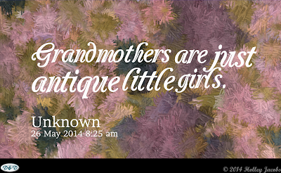 Grandmother's are...