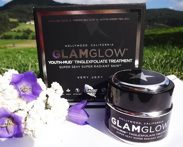 GlamGlow - Tingling & Exfoliating Mud Mask (Gesichtsmaske)