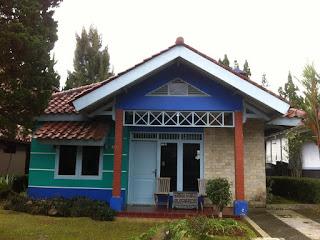 Villa Kota Bunga A 3 - 2A, Minimali dan Murah