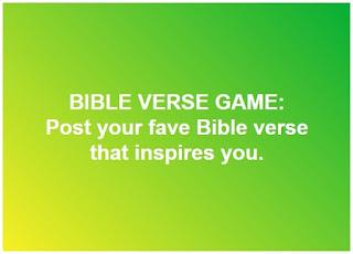 Bible Verse Game