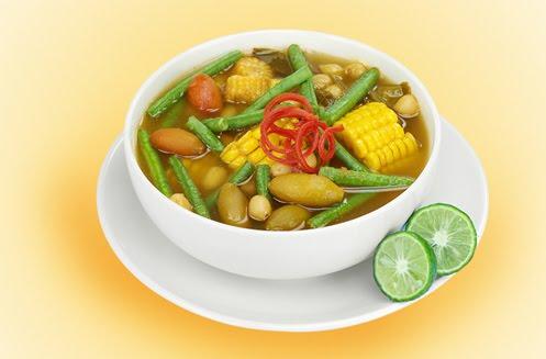 Resep Masakan Sayur Asam jawa yang Segar
