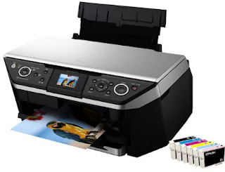 Unduh Epson RX690 Printer Driver Software Download