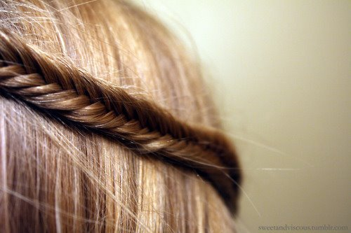 Hairstyles With Braids Tumblr: Fashion Is My Drug: Braided Hairstyles