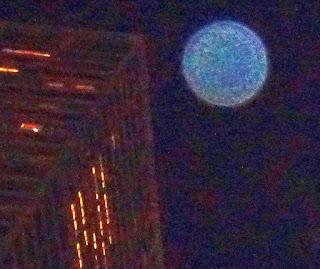 big blue orb