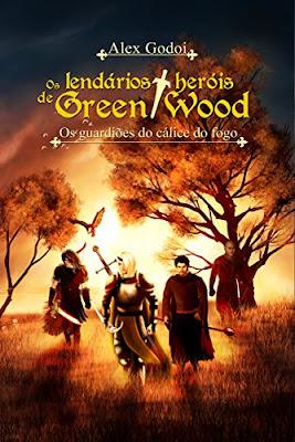 Resultado de imagen para os lendarios herois de greenwood