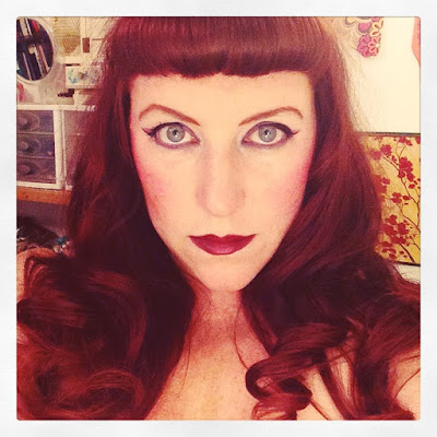Bridget Eileen Political Plus Size Pin Up Poet - body, sex and age positive - poet and writer