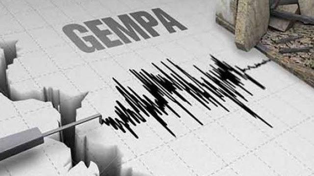 Setelah Gempa 6,1 SR di Papua, Kini  Gempa 4,2 Terjadi di Kabupaten Wajo Sulawesi Selatan