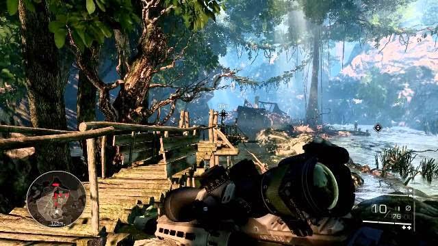 Sniper Ghost Warrior 2 PC Games Screenshots