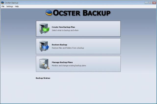 برامج Ocster Backup