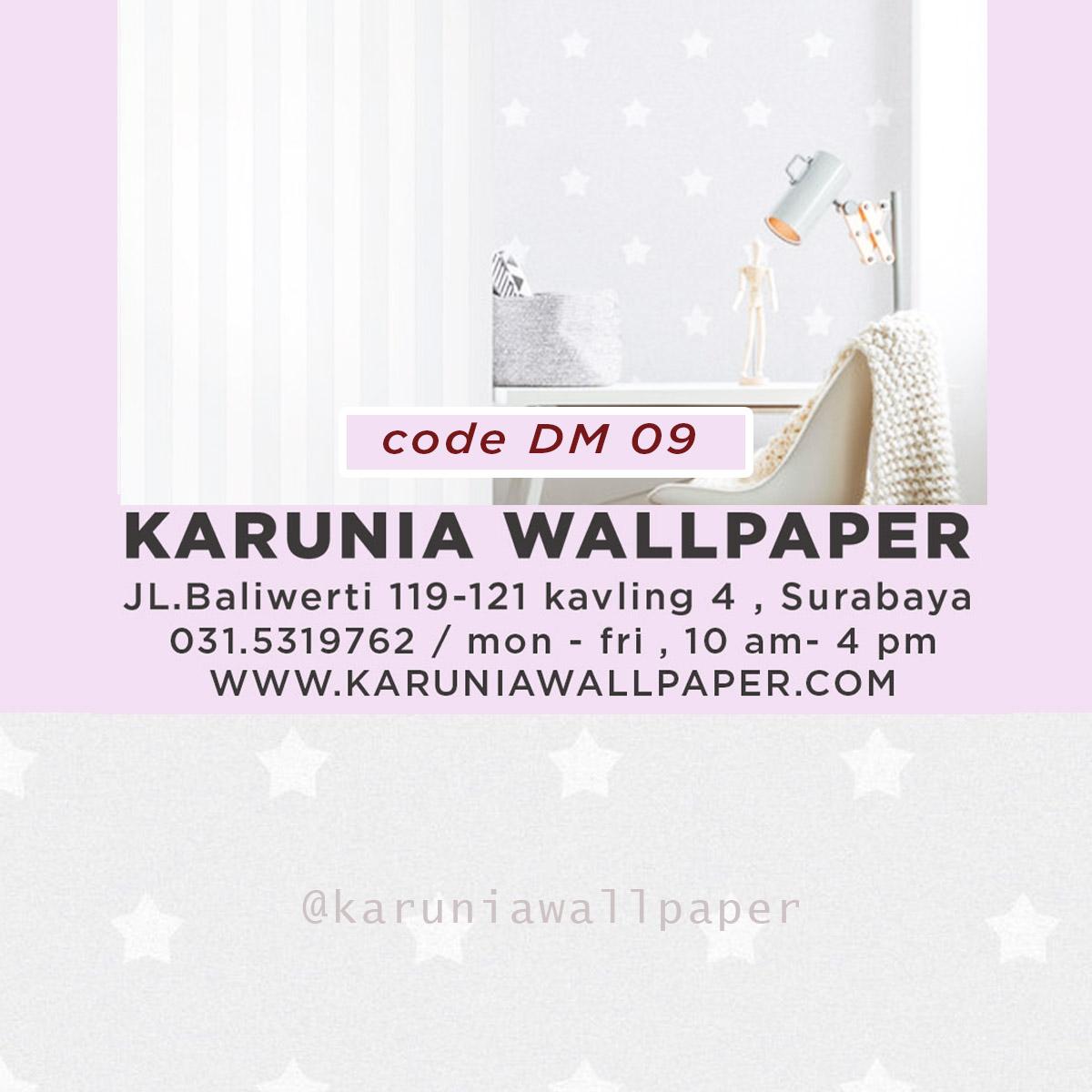 jual wallpaper kamar bayi