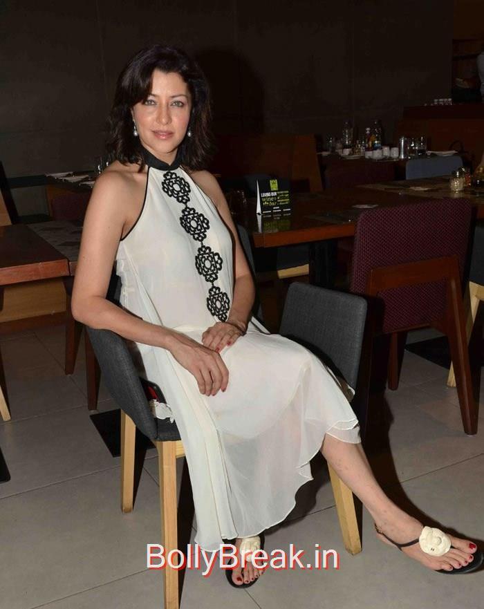 Aditi Govitrikar, Hot Pics of Amrita Arora Amy Billimoria At  Launch Of 'Shine Young 2015'