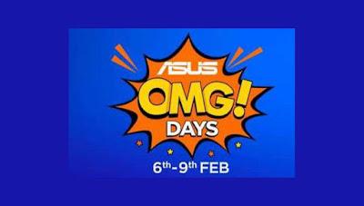 Asus OMG Day Deals Best Offer