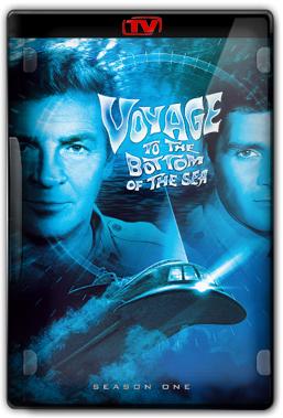 Viagem ao Fundo do Mar 1ª Temporada (1964) Torrent - Dublado TVRip