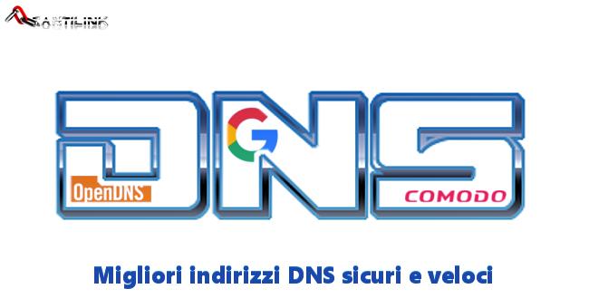 DNS veloci e sicuri per navigare in Internet