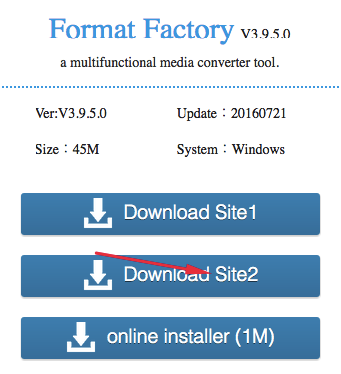 Format Factory Filehippo