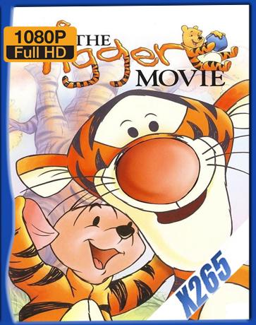 The Tigger Movie [2000] [Latino] [1080P] [X265] [10Bits][ChrisHD]