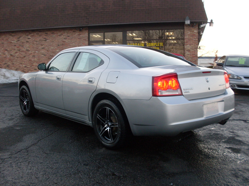 James 2009 Dodge Charger