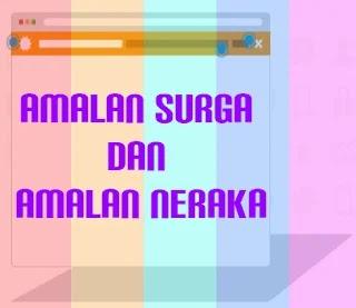 Amalan Surga
