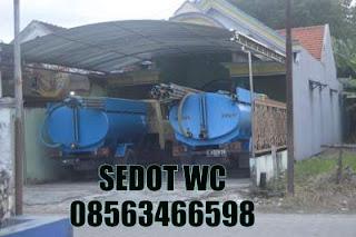 Sedot WC Tandes Surabaya Barat