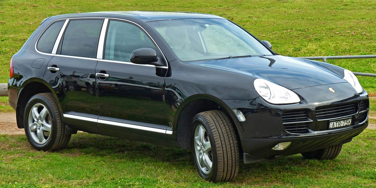 Motoring Malaysia First Generation Porsche Cayenne As A