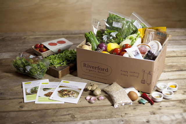 Win A Recipe Box From Riverford Organic Farms