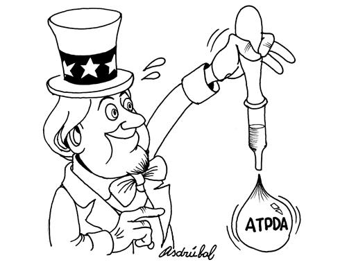 Revista Libre Pensamiento: ¿Soberanía o ATPDEA?