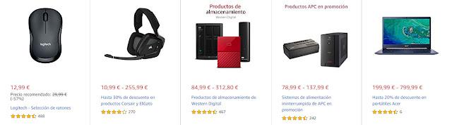 ofertas-en-dos-portatiles-acer-dos-tablets-huawei-cuatro-logitech-tres-corsair-un-nas-un-sai