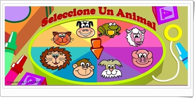 """""""¿Quién soy yo?"""" (Juego de identificación de animales en español e inglés)"""