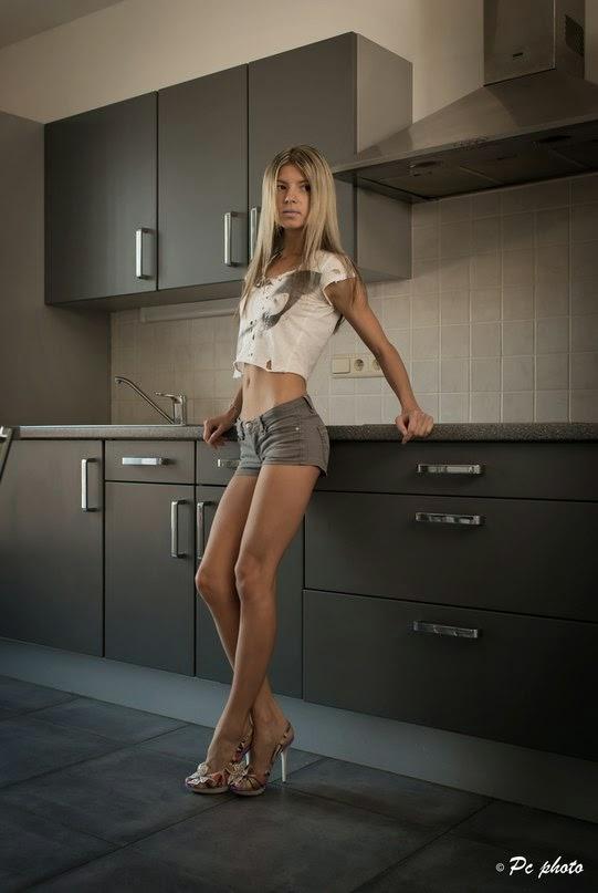 Paulina blonde bukkake