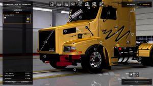 Truck - Volvo EDC