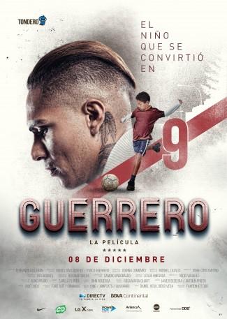 Película Guerrero, Trailer