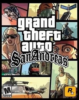 Grand Theft Auto San Andreas - MAC OSX