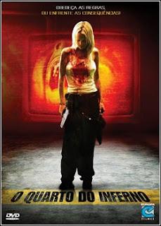O Quarto do Inferno DVDRip AVI Dual Áudio