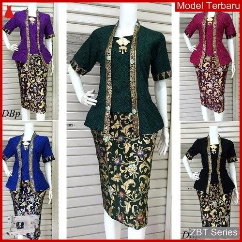 ZBT08909 Kebaya Dress Batik Wanita Dbp Untuk BMGShop