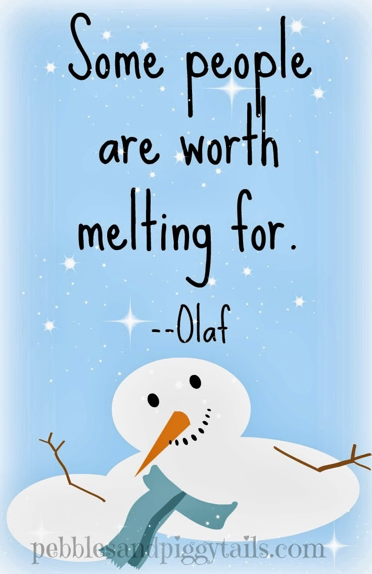 Disney Olaf Quotes. QuotesGram