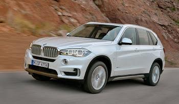 Polo'yu Sıkıştıran BMW X5 Dersini Alıyor