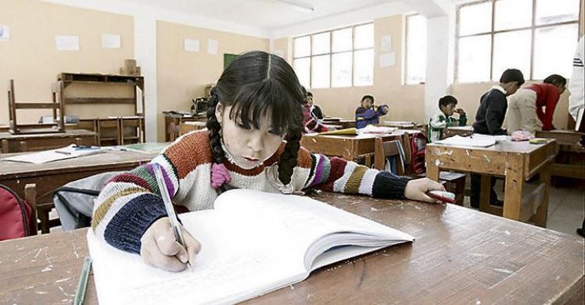 MINEDU aplicará plan «Al cole contigo» para recuperar clases perdidas por huelga - www.minedu.gob.pe