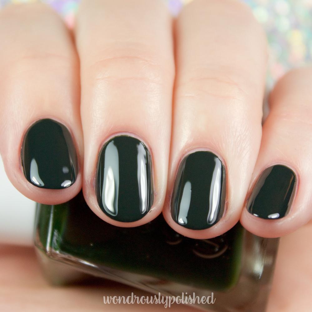 Essie White Nail Polish Swatches - Creative Touch