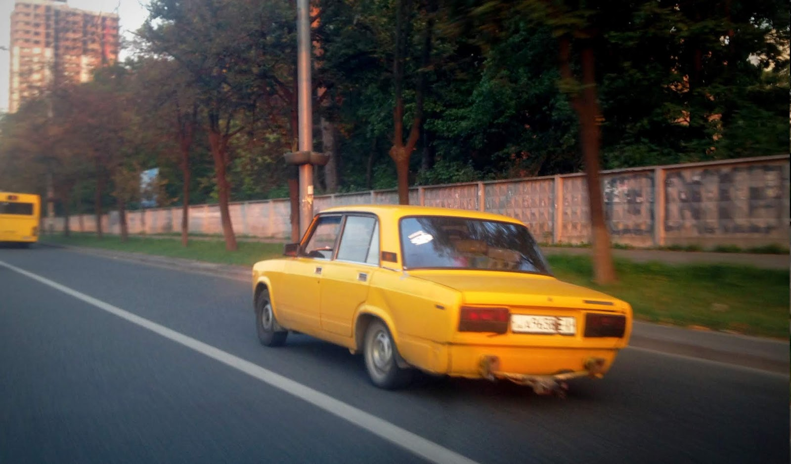 Samochodem po Ukrainie – 1353km wzlotów i upadków