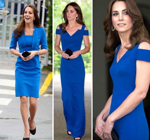 secretos de estilo de Kate Middleton