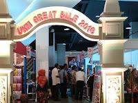 Solo Great Sale 2016 Bukukan Transaksi Rp 160 Miliar