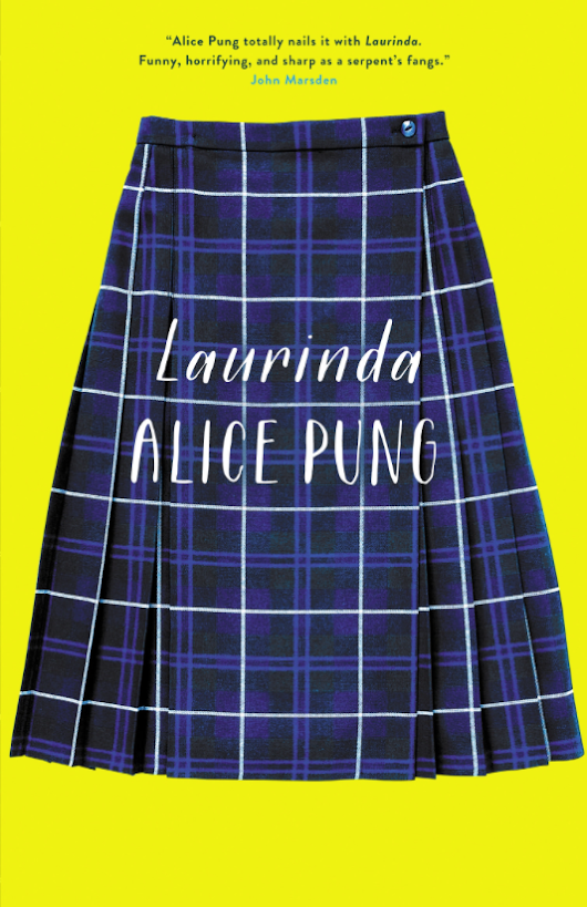 a year of australian writing - alice pung's laurinda