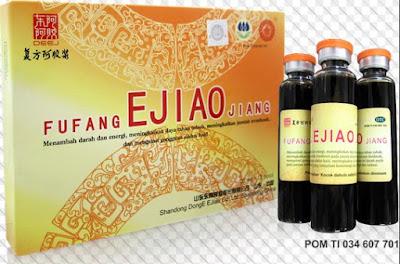 Harga Obat Fufang Ejiao Jiang Terbaru 2017 Obat Anemia dan DBD