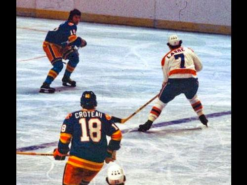 Yvon Labre (7) finished +7 in '78-'79, the best of his NHL career