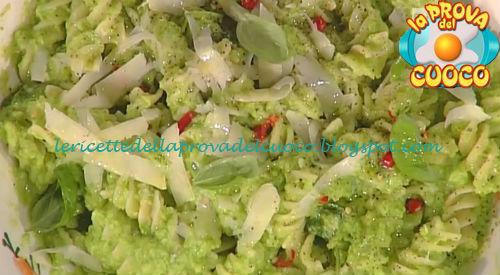 Fusilli corti con zucchine e basilico ricetta Messeri da Prova del Cuoco
