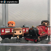 Toy Fair Harry Potter Train Funko Pop!
