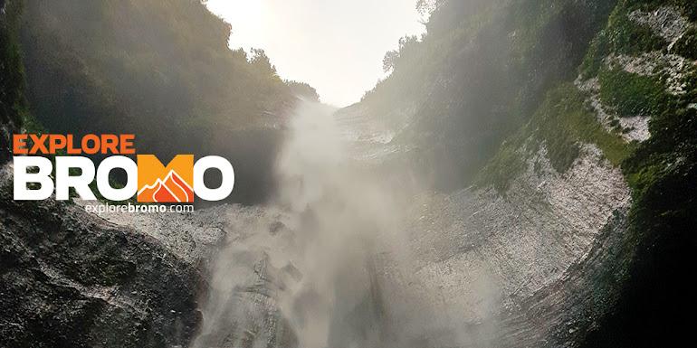 air terjun madakaripura probolinggo bromo
