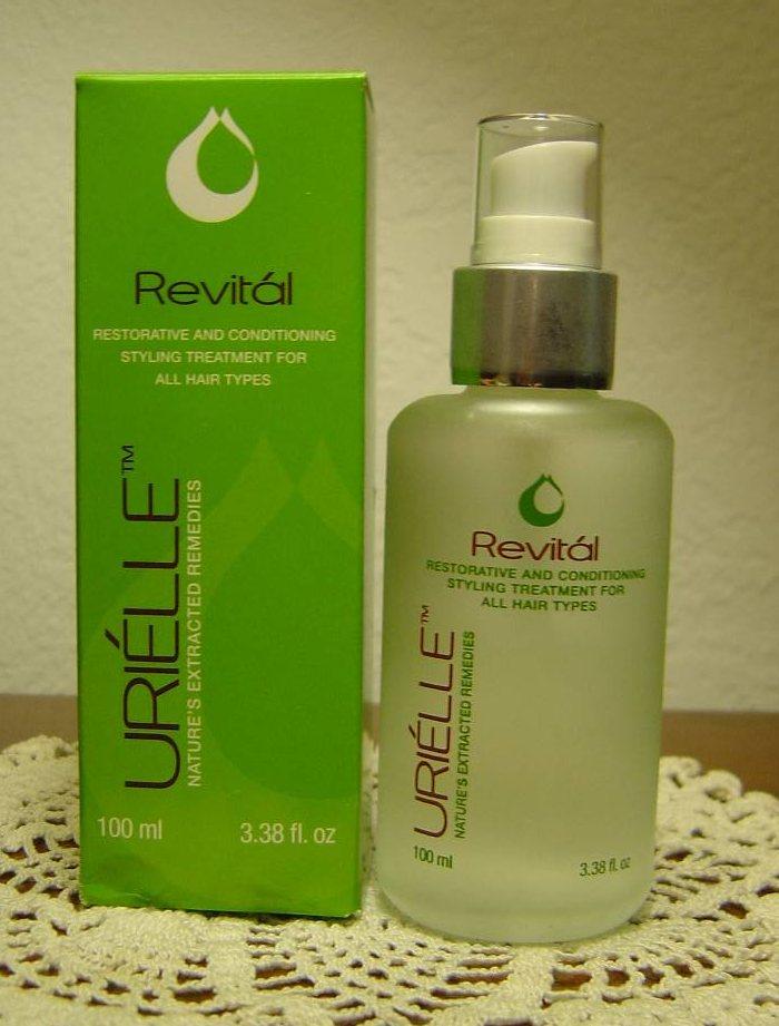 Uriélle Hair Care Revitál Treatment